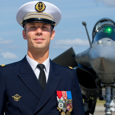 Commander Christophe Charpentier