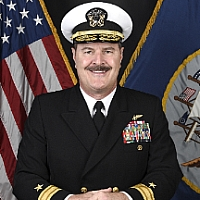 Rear Admiral Gregory Harris