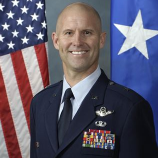 Major General Kevin A. Huyck