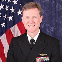 Rear Admiral Andrew C. Lennon, Commander at Submarines NATO