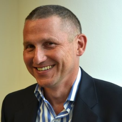 Simon Robinson, Founder and Chief Executive Officer at Level