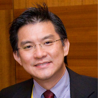 Theng Aik Chen, Director & Head Shared Services for Asia Pacific, EMEA & America at Pall Corporation