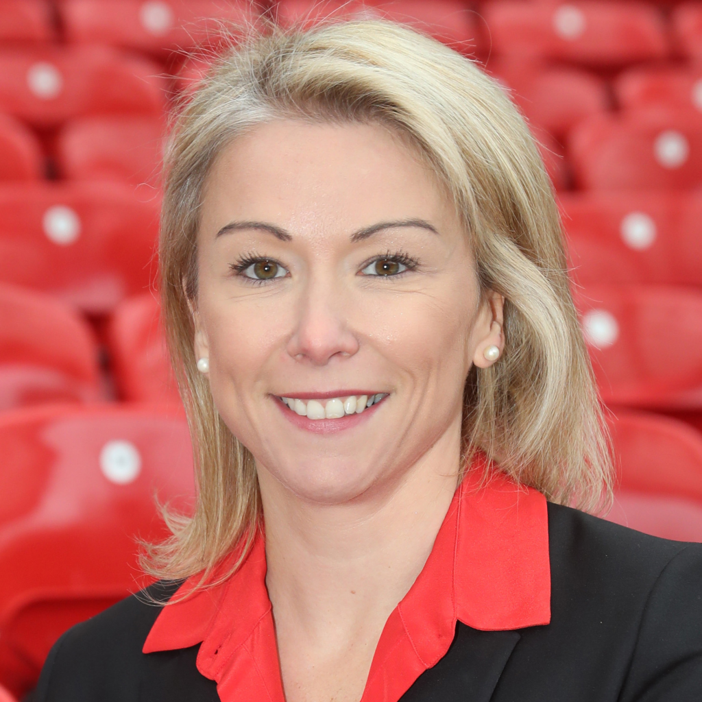 Collette Roche, Chief Operating Officer at Manchester United Football Club