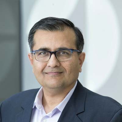 Vihang Shah, Head, Centre of Excellence, Digital Productivity at Electrolux