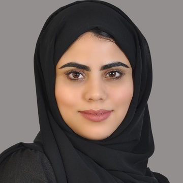 Alya Zaid Mohammed Harbi, Director, Statistics and Research Center at Ministry of Health and Prevention UAE