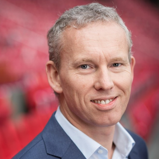 Sander van Stiphout, Director International, Program Manager Innovation at Johan Cruijff ArenA