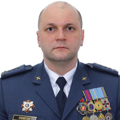 Colonel Andrii Kramarenko
