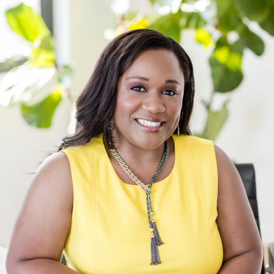 Tanita Montgomery, Manager, Strategic Sourcing at Amgen