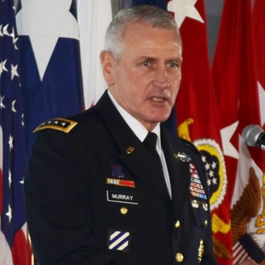 General John W Murray