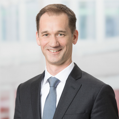 Dr Stefan Spreiter, Head of Risk Management at Swiss Life Asset Managers