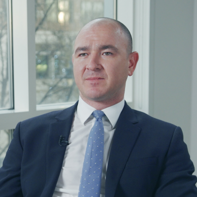Lee Bartholomew, Head of Derivatives Product R&D Fixed Income at Eurex