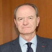 Vice Admiral (Res) Javier Romero