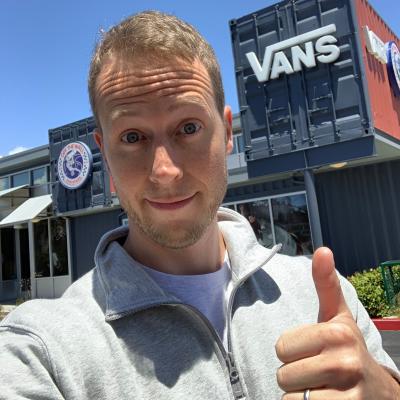 Worth Darling, Director of Innovation at Vans