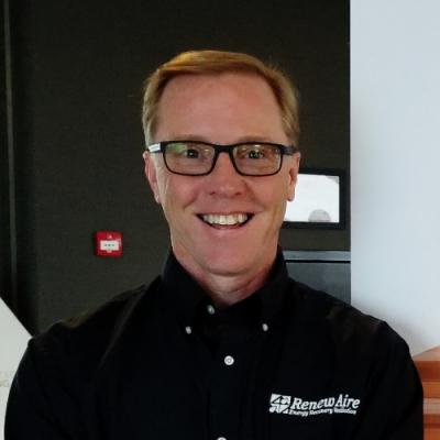 Scott Forest, President at Renewaire