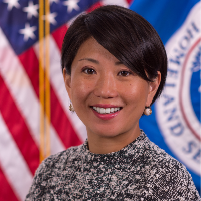 Alice Hong, Laboratory Director at National Urban Security Technology Laboratory, Department of Homeland Security