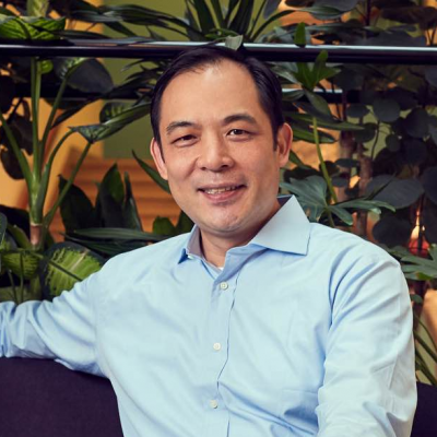 Warren Hayashi, President Asia Pacific at Adyen