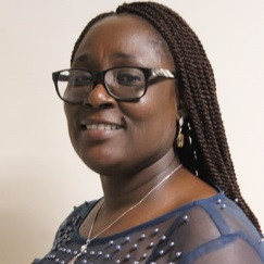 Eng. May Obiri-Yeboah, Executive Director at Ghana Road Safety Commission, Ghana
