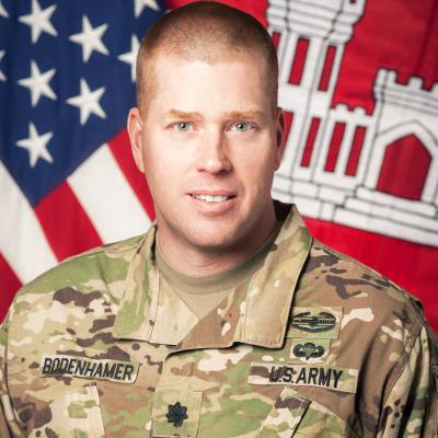 Lieutenant Colonel Jonathan Bodenhamer