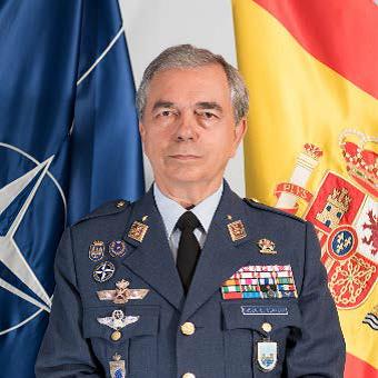 Lieutenant General Rubén C. García Servert