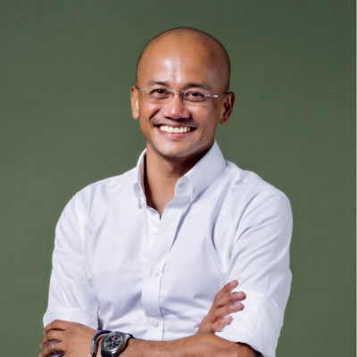 Azran Osman-Rani, The Author of Amazon Bestseller at TEDx Speaker, Ex-CEO, iflix & Air Asia X