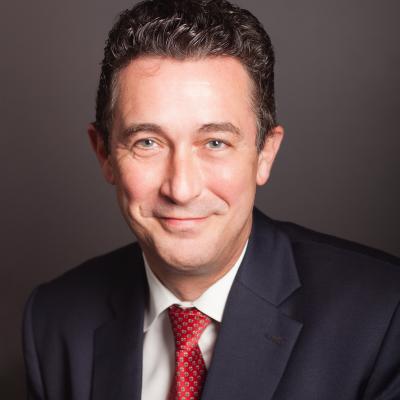 Thierry Derungs, Chief Digital Officer at BNP Paribas Weatlh Management