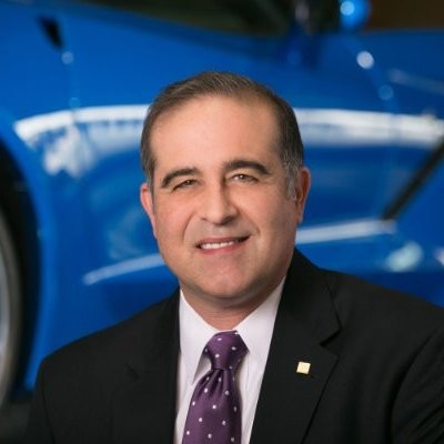 Ken Barrett, Global Chief Diversity Officer at General Motors