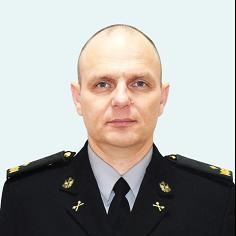 Lieutenant General Artem Luchnikov