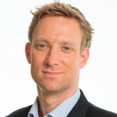 Simon Pakenham-Walsh, Digital Transformation Director at Arcadia Group Ltd