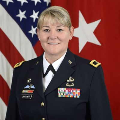 Brigadier General Jennifer Buckner