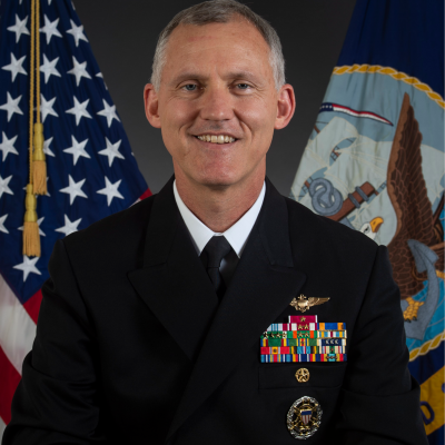 Rear Admiral Michael W. Baze