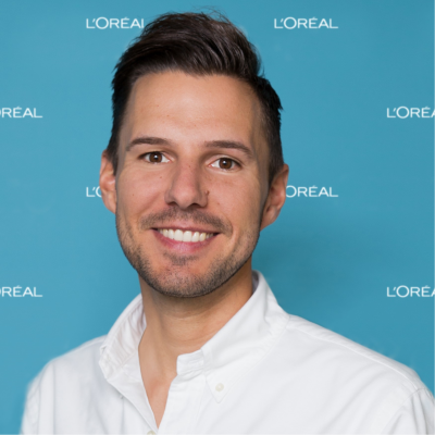 Peter Grebarsche, Head of Digital Strategy & CRM at L'Oreal