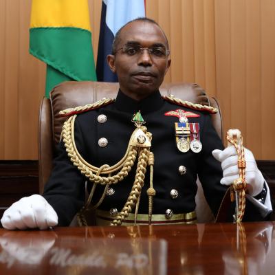 Lieutenant General Rocky Meade