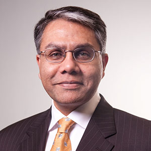 Sanjay Gupta, Chief Technology Officer at Small Business Administration