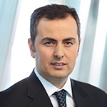 Hakan Aran, Deputy General Manager of Technology at İşbank, Turkey