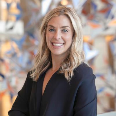 Jonelle Coletta Parker, Vice President of HR, Major Markets at Bristol-Myers Squibb