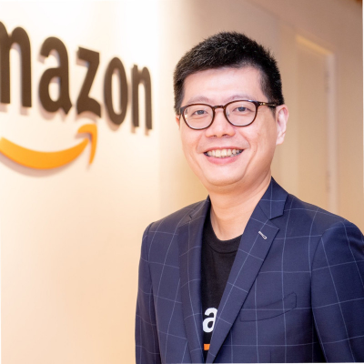 Bernard Tay, Country Leader Amazon.sg Seller Services & Head of Amazon Global Selling SEA, ANZ at Amazon.SG