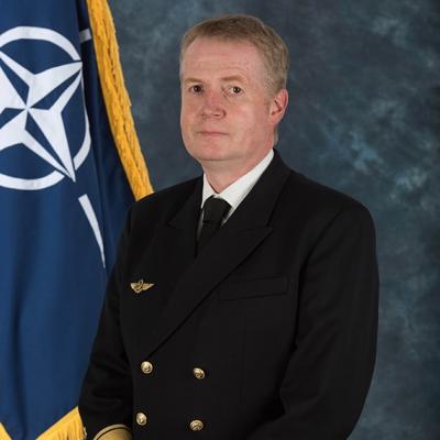 Rear Admiral Hans-Jörg Detlefsen