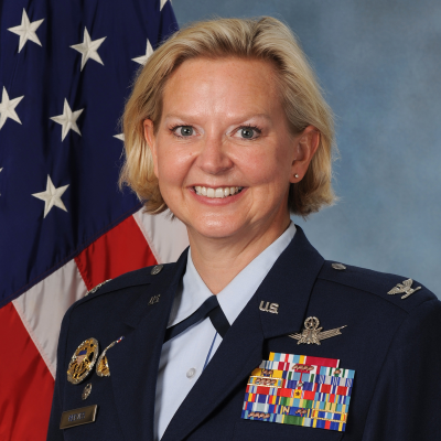 Colonel Jennifer K. Reeves