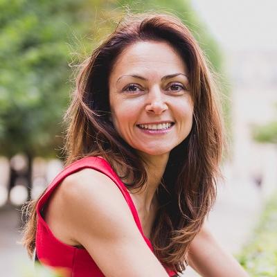 Khatia Paulmier, Former VP, Major Transformation at Solvay