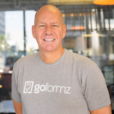 Rob Brewster, CEO at GoFormz
