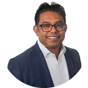 AJ Wijesinghe, Chief Global Business Services Officer at JLL