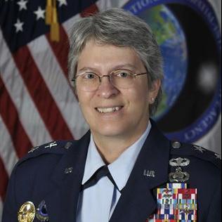 Major General Linda Urrutia-Varhall