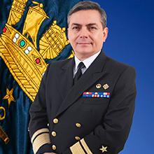 Rear Admiral Eric Solar Olavarría