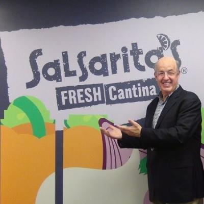 Phil Friedman, Chairman & CEO at Salsarita's Fresh Mexican Grill