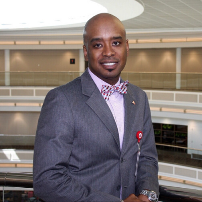 Steve Mayers, Chief Experience Officer at Hartsfield-Jackson Atlanta International Airport