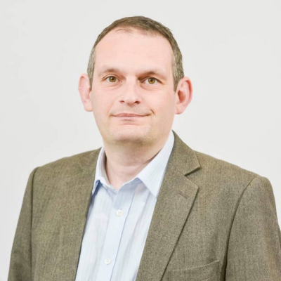 Kevin Benson, Head of Learning and Development at HS2
