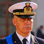 Vice Admiral Giuseppe Cavo Dragone