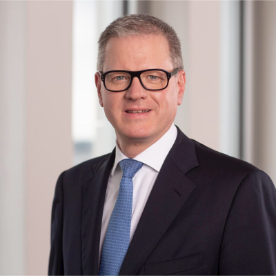 Christoph Hock, Head, Multi-Asset Trading at Union Investments