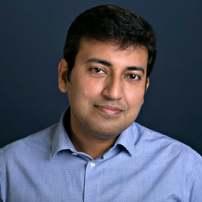 Tilak Banerjee, Head of Shared Service Centers at Getronics