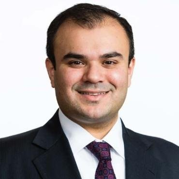 Anish Shah, Head of Digital at BNY Mellon Wealth Management